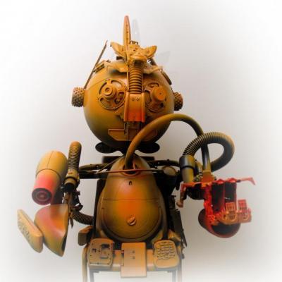 LE ROBOT NETTOYEUR EPINAY