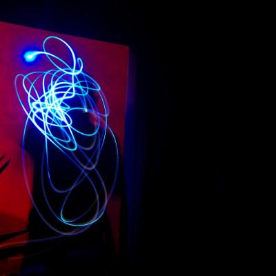 LIGHT PAINTING PERSO