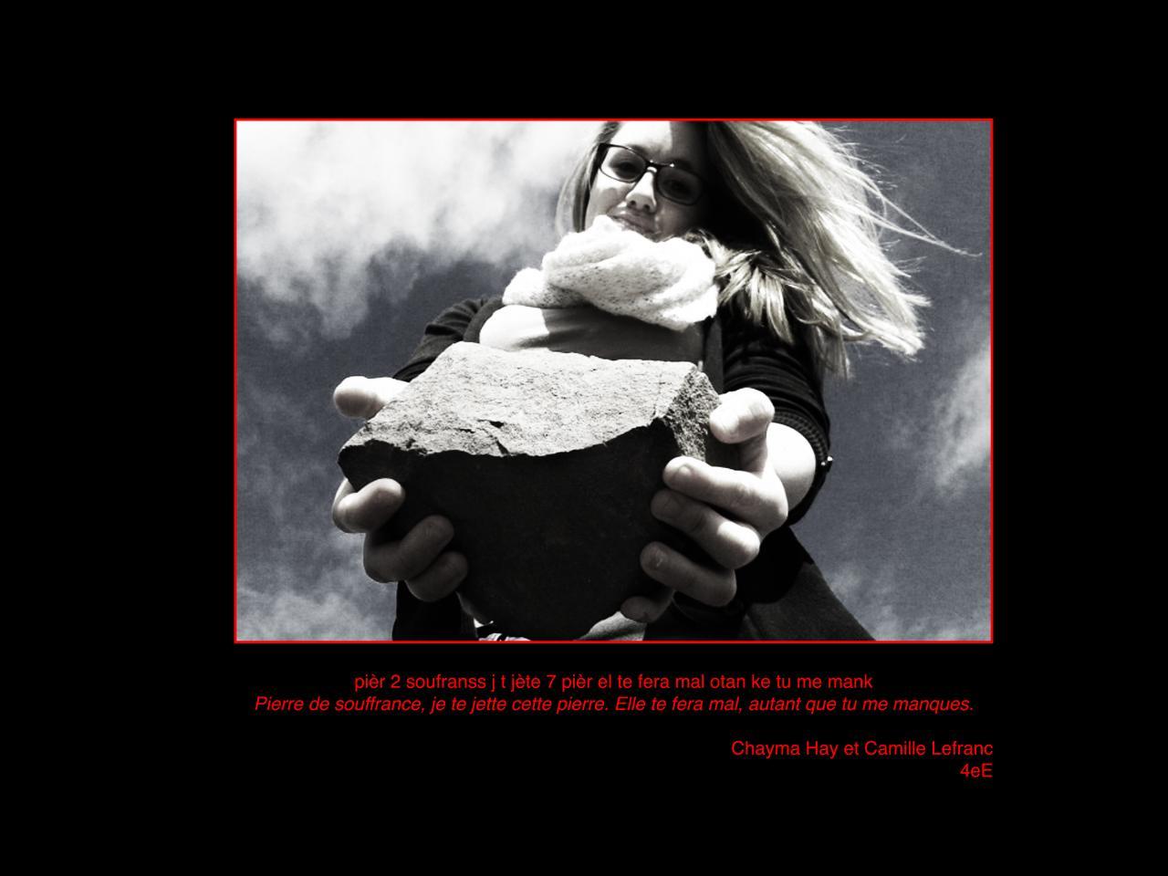 pierre souffrance