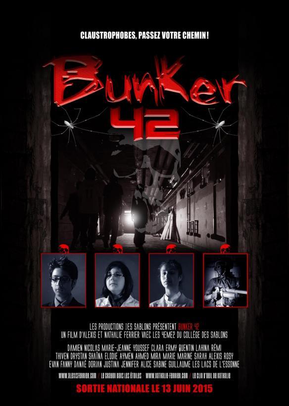 Affiche bunker 43