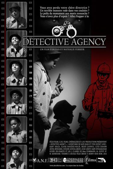 Affiche detective agency 1