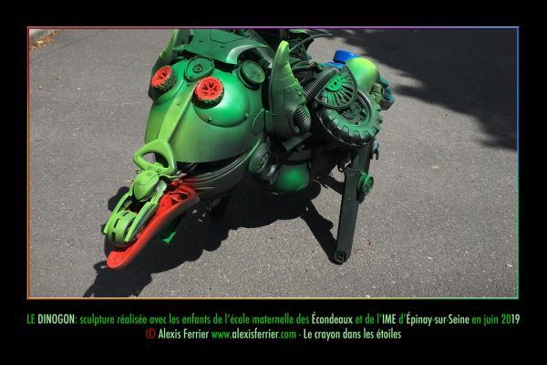 Dinogon 8