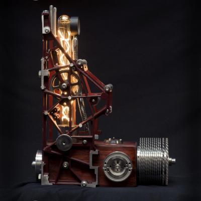 Lampe indus 3c