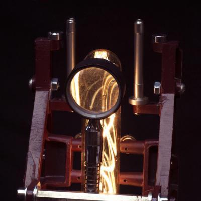 Lampe indus 3d