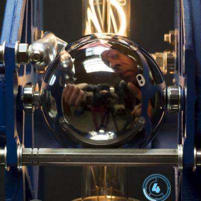 Lampe indus 4c