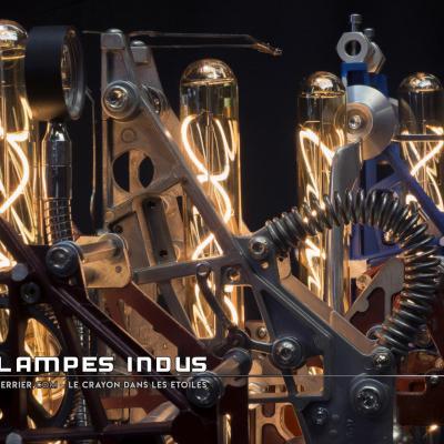 Lampes indus 1234 b